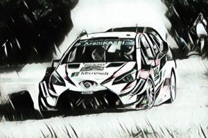 WRCラリージャパン2019、残念ながら復活見送り・・・